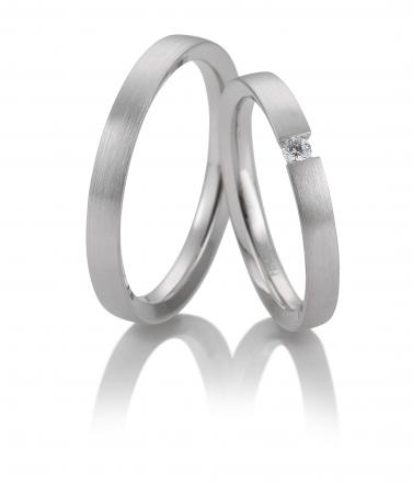 Schmale Eheringe - wann diese Ringvariante besonders vorteilhaft ist