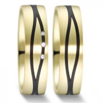 Carbon-Trauringe - alle Informationen über diese exklusiven Ringe