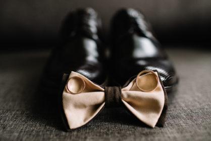 Schuhe und Accessoires für den Bräutigam