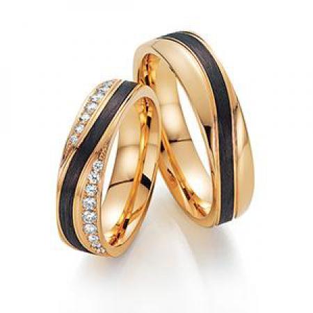 Eheringe mit Vorsteckring - die beliebte Ringkombination