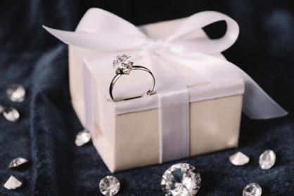 Wissenswertes über den Verlobungsring - in unserer Verlobungsringkunde